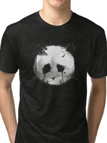 Kung Fu Panda Tri-blend T-Shirt