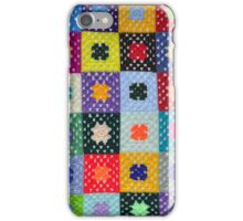 Crochet Blanket iPhone Case/Skin