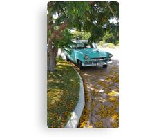 old time car Canvas Print