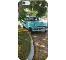 old time car iPhone Case/Skin