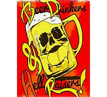 Drinkers  Photographic Print