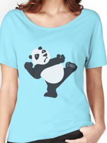 Kick Panda Women's Relaxed Fit T-Shirt