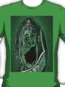 The Zombie Tree Troll Who Devoured Books T-Shirt