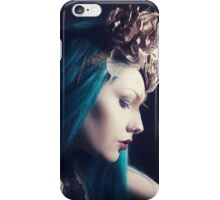 Sarah Jemimah aka Blu iPhone Case/Skin
