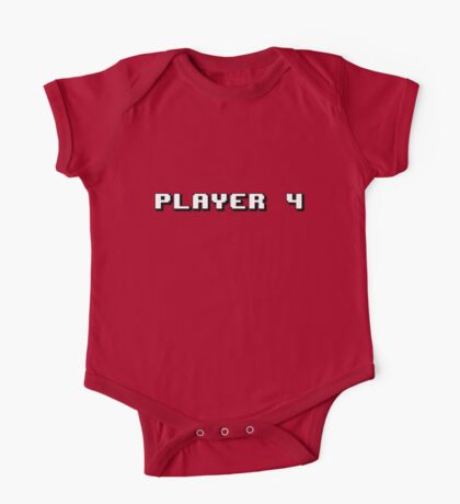 Player Four One Piece - Short Sleeve