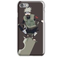 hatake iPhone Case/Skin