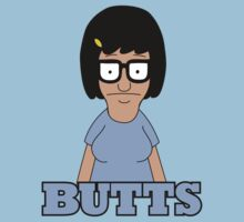 Tina Butts by RumShirt