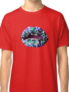 Electric Lips Classic T-Shirt