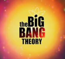 Big bang theory serie by PoroMinette