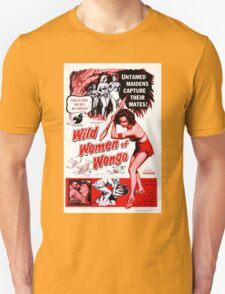 WILD WOMEN OF WONGO B MOVIE T-Shirt