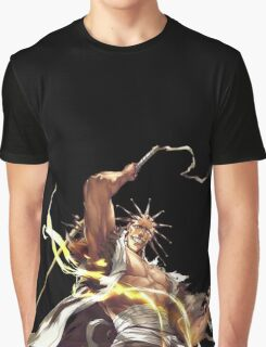 Zaraki Kenpachi 5 Graphic T-Shirt