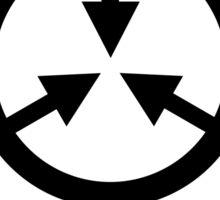 SCP: Keter Sticker