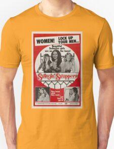 SWINGIN' SWAPPERS B MOVIE T-Shirt