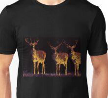 Caribou or Deer - Forest Dwellers Unisex T-Shirt