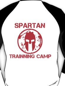 SPARTAN TRAINNING CAMP T-Shirt