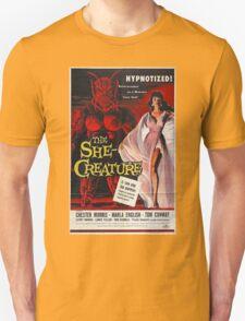 THE SHE CREATURE B MOVIE T-Shirt