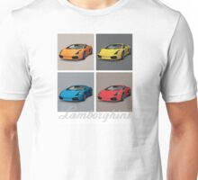 Lamborghini Gallardo T-shirt - 1 Unisex T-Shirt