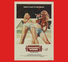 DYNAMITE WOMEN B MOVIE by hanelyn