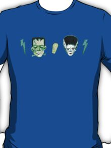Frank and Bride T-Shirt