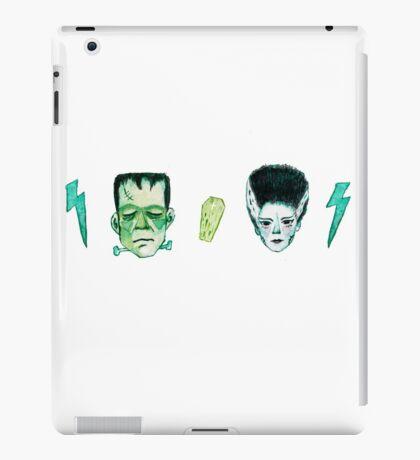 Frank and Bride iPad Case/Skin