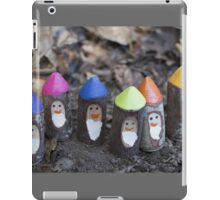 Leafy Gnomes iPad Case/Skin
