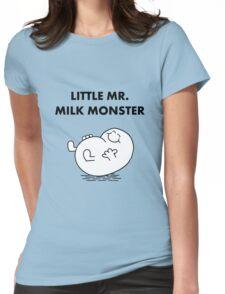 Mr Milk Monster Womens Fitted T-Shirt