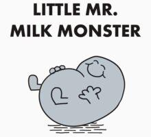 Mr Milk Monster One Piece - Long Sleeve