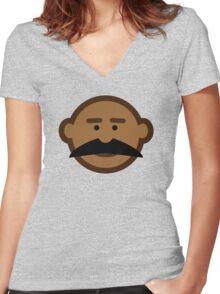 Voss Women's Fitted V-Neck T-Shirt