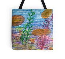 Warm Salty Beautiful Tote Bag