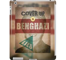 Hillary Clinton Lies iPad Case/Skin