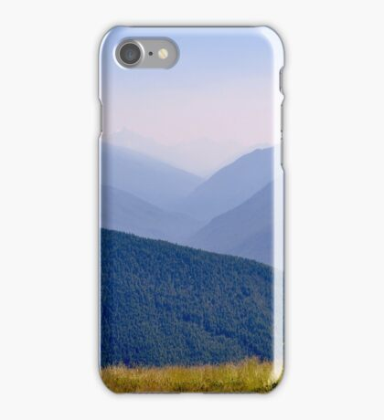 Braided Mountains iPhone Case/Skin