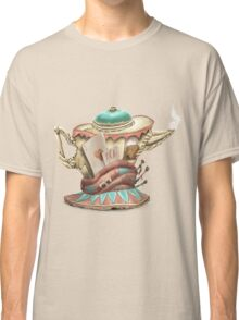 Tea hat from M. Hatter Classic T-Shirt