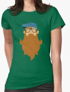 A beards tale Womens Fitted T-Shirt