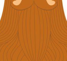 A beards tale Sticker