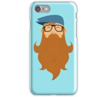 A beards tale iPhone Case/Skin