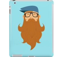 A beards tale iPad Case/Skin