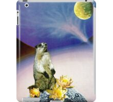 Soul Searching Hampster iPad Case/Skin