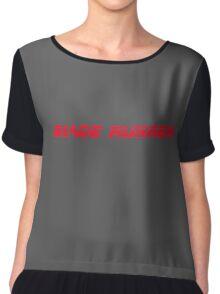 Blade runner Women's Chiffon Top