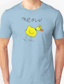 meow the duck Unisex T-Shirt