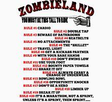 This tall to ride Zombieland Men's Baseball ¾ T-Shirt