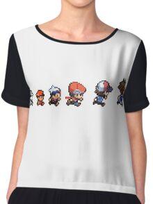 Pokemon Evolution Chiffon Top