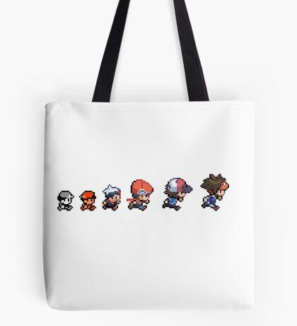 Pokemon Evolution Tote Bag