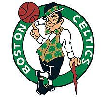 Boston Celtics Photographic Print