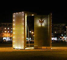 "Monument ""100 Years of Independence"" by dardanvukaj"