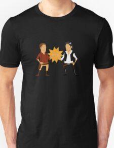 Dashing Rogues Unisex T-Shirt