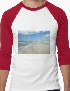 Adelaide Beach Beauty!  Australia. Men's Baseball ¾ T-Shirt