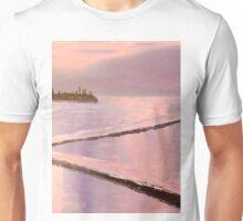 Austinmer Pool at Sunset Unisex T-Shirt