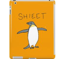 shieet a penguin iPad Case/Skin