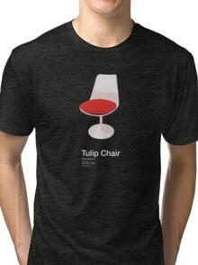 Tulip Chair /// Tri-blend T-Shirt