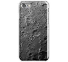 Moon surface iPhone Case/Skin